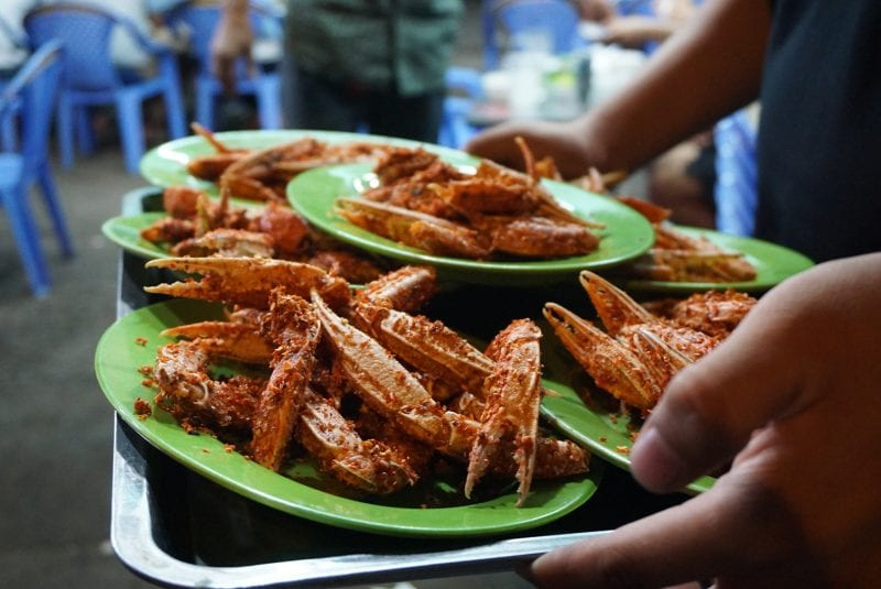Foodie Tour Ho Chi Minh City, Vietnam