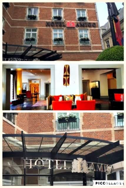 Hotel Amigo - Brussels, Belgium