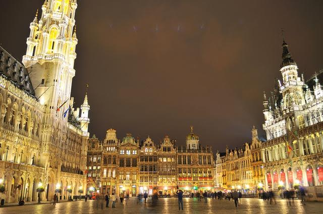 Brussels, Belgium Grand Place