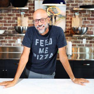 The Master Pizzaiolo: Giulio Adriani