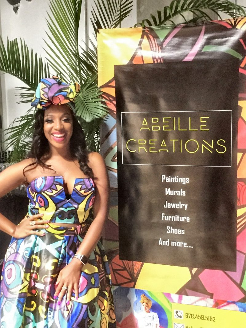 Ford and Essence Abeille Creations Melissa Mitchell