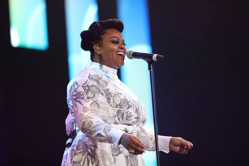 Jill Scott at Andrew sYoung International Leadership Awards