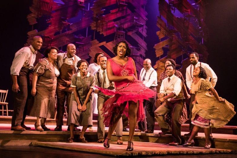 The Color Purple at Atlanta's Fox Theatre