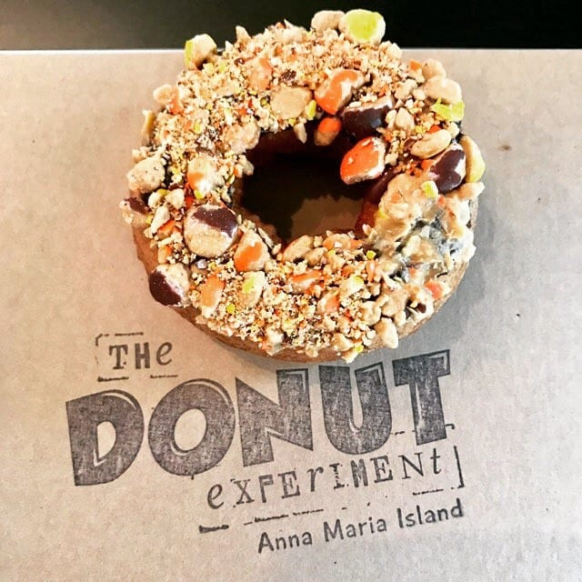 The Donut Experiment on Anna Maria Island, FL