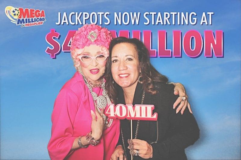 Aunt Edith Mega Millions $40 million jackpot